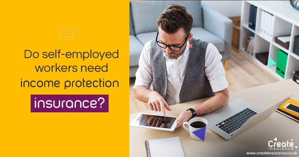 income protection for self employed