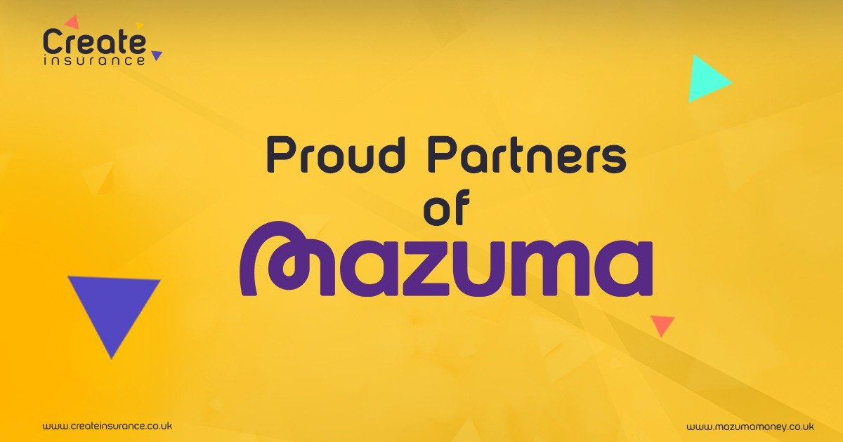 Create Mazuma partnership