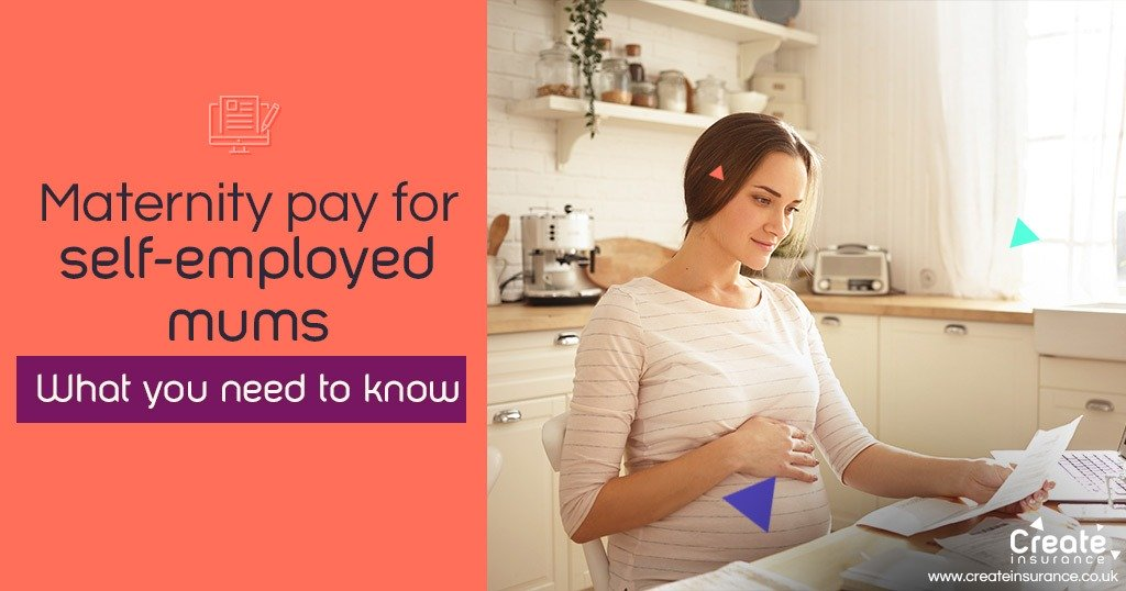 Maternity pay for self-employed mums