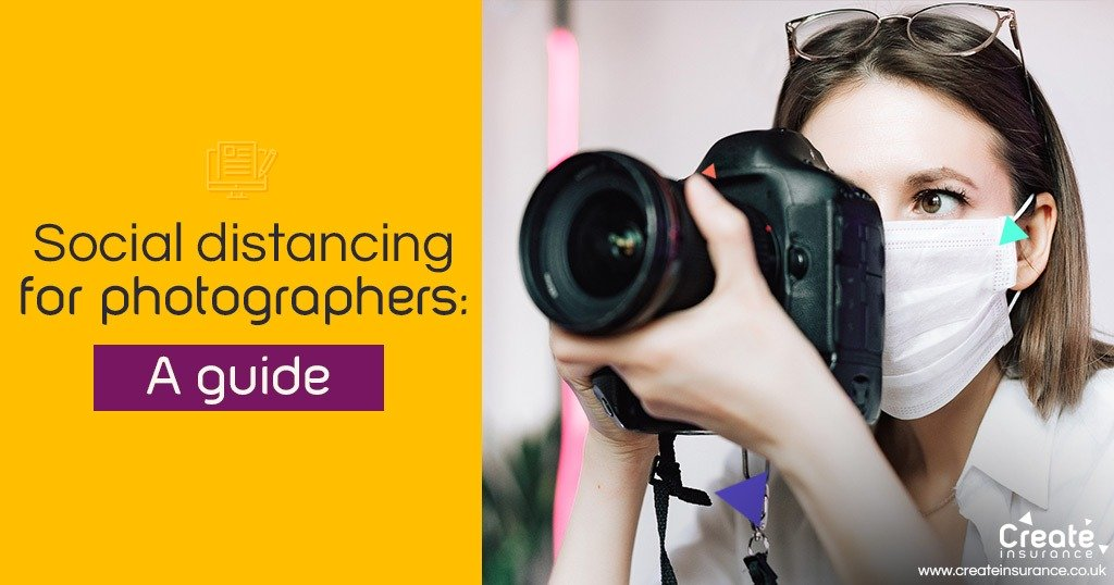 Social distancing photographers guide