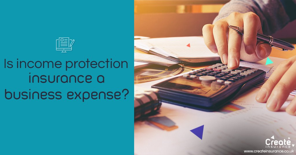 Income protection insurance business expense