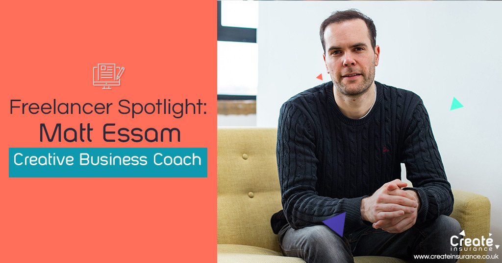 Matt Essam - Creative Business Coach