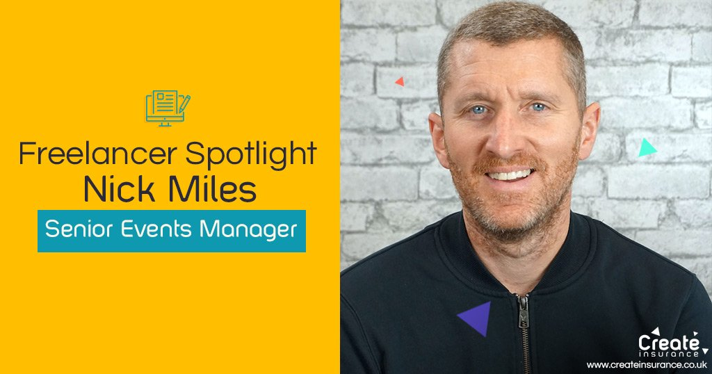 Nick Miles - Senior Events Manager