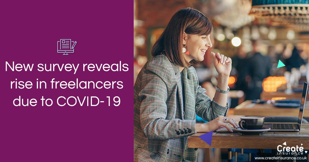 Rise in freelancers due to COVID-19